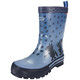 Viking Plask Boots Kids Navy